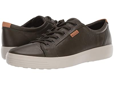 ECCO Soft 7 Sneaker (Deep Forest) Men