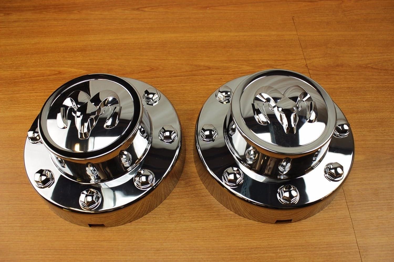 Mopar Dodge Ram 3500 Set of Hubcap Rear Cap Brand Cheap Sale Venue Covers Luxury Center Wheel