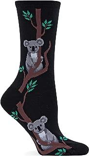 Women's Climbing Koala Crew Socks