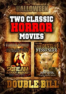 Halloween Double Bill: Scream Bloody Murder and The Devil's Messenger
