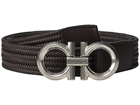 Salvatore Ferragamo Sized Belt - 67A050
