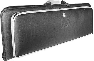 UTG Covert Homeland Security Gun Case with Adjustable Shoulder Strap and Logo