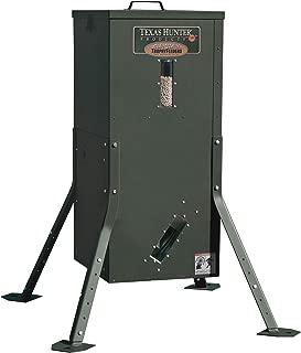 Texas Hunter Directional Fish Feeder w/Adjustable Legs - 70 lb. Fish Feed Capacity - Model DF125AL