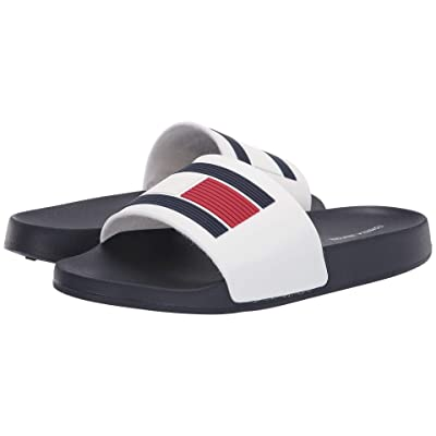 Tommy Hilfiger Dillis (White Synthetic) Women