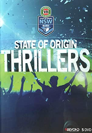 State of Origin Thrillers: New South Wales