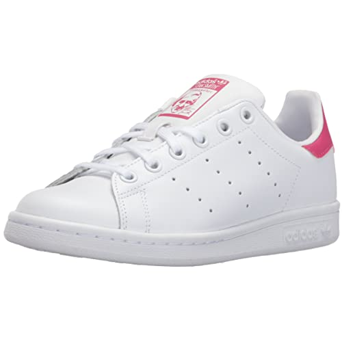 low priced bb30b 8d9aa adidas Performance Stan Smith J Tennis Shoe (Big Kid)