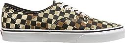 (Checkerboard) Camo Desert/True White