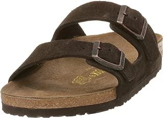Arizona Birkibuc Sandal,Mocha Suede,43 N EU / 10-10.5 C(N) US
