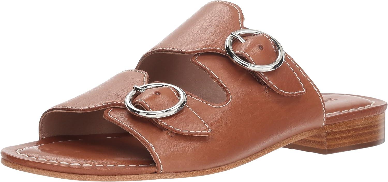 Bernardo Womens Tobi Flat Sandal