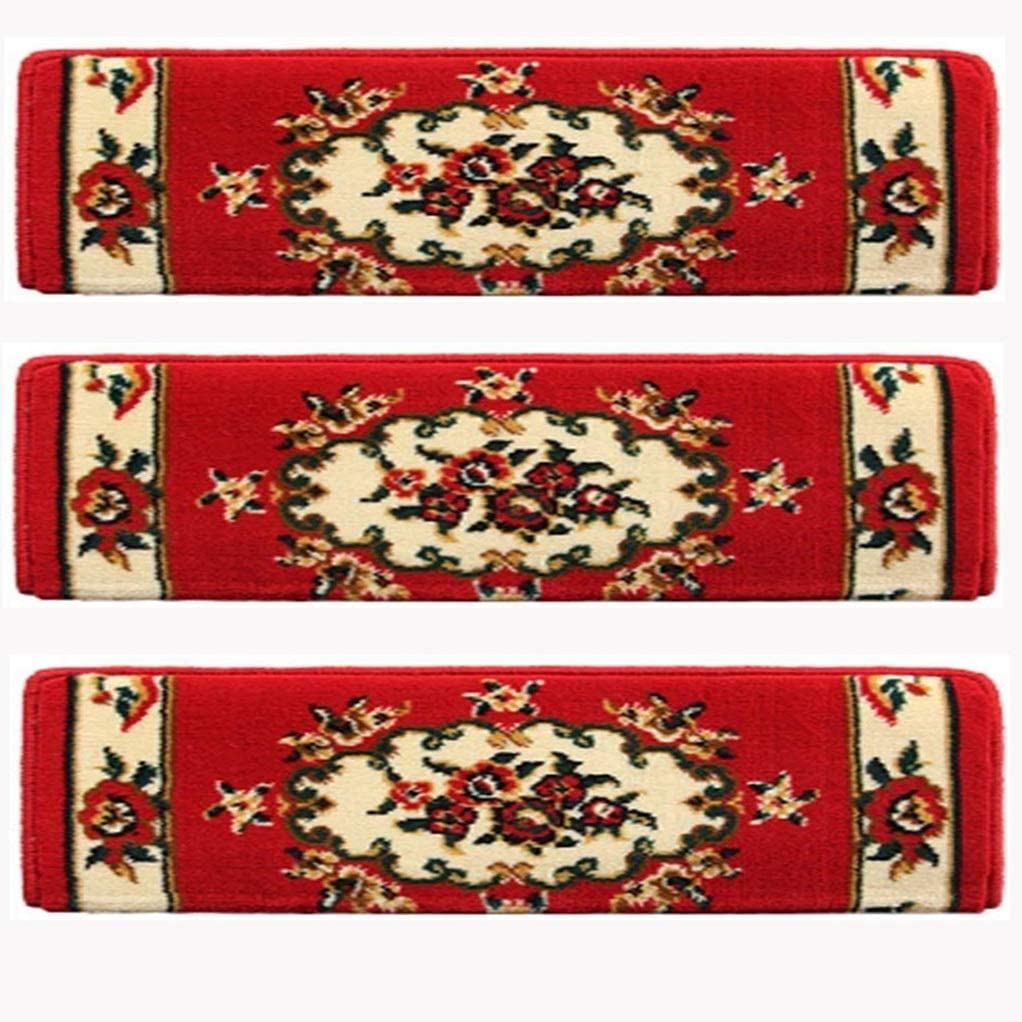 LYRWISHDT Home Non-Slip Stair Pads Rugs Rectangle 24 Weekly OFFer update Tread