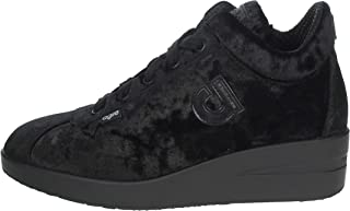 Scarpe RUCOLINE Donna Sneakers Trendy  ROSA Pelle naturale 0226-83353-3P