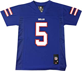 Outerstuff Tyrod Taylor Buffalo Bills Blue Youth Home Mid Tier Jersey