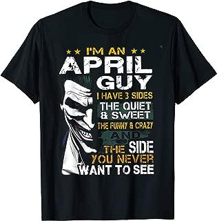 april guy shirt