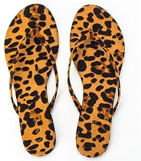 LAMHER Women's Thong Flip Flops Sandal