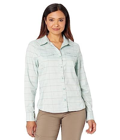 Columbia Silver Ridge Lite Plaid Long Sleeve Shirt