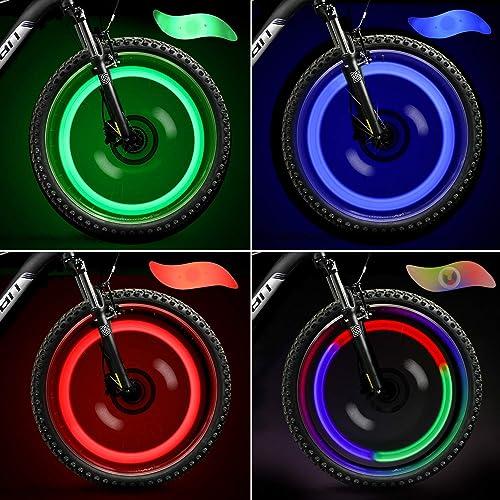 Mejor calificado en Piezas y accesorios de iluminación para bicicletas y reseñas de producto útiles - Amazon.es