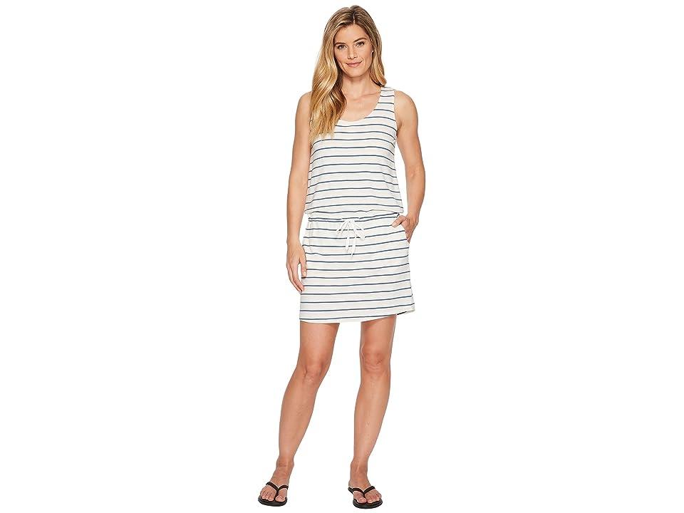 Carve Designs Aliso Dress (Indigo Sun Stripe) Women