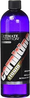 Ultimate Nutrition Liquid L-Carnitine Standard - 355 gr