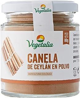 comprar comparacion Vegetalia, Canela en Rama - 80 gr