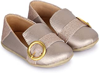 38a9d8cc4ce7a Gold Girls' Shoes: Buy Gold Girls' Shoes online at best prices in ...