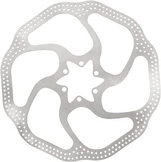 SODIAL(R) Avid HS1 Heat Shedding Bike Cycle 6 Disc Brake Rotor 160mm 6 Bolts T25 BB5/BB7