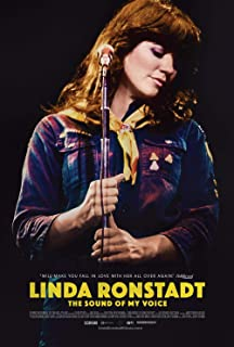 Linda Ronstadt The Sound of My Voice - Movie Poster Print Wall Decor - 18 by 28 inches. - (NOT A DVD)