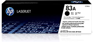 HP 83A | CF283A | Toner Cartridge | Black