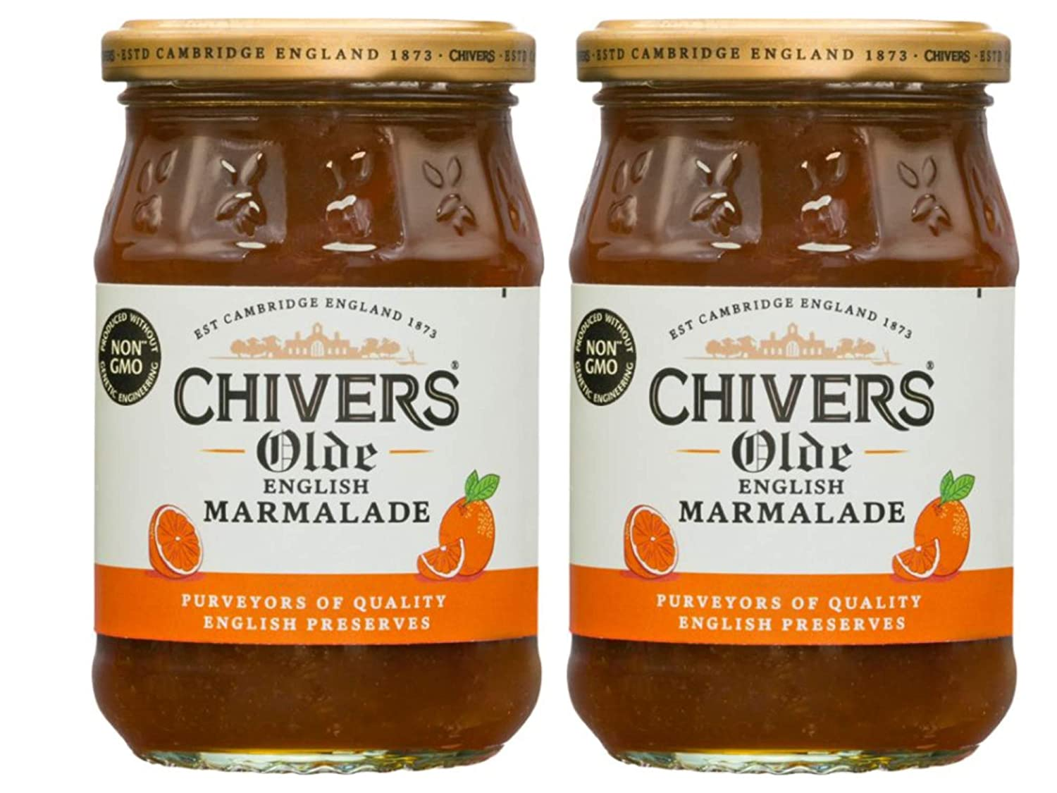 Chivers Oakland Mall UK Preserve Marmalade Olde English j each 2 OFFicial store oz pack 12