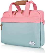 G Brothers GB-PINK-13 13.3 Laptop Bag Lightweight Twill Polyester Carryall Bag for Laptop