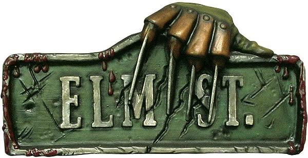Nightmare On Elm Street Sign 793