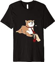 Shiba Inu Lover T-Shirt Stubborn Shiba Inu Shirt