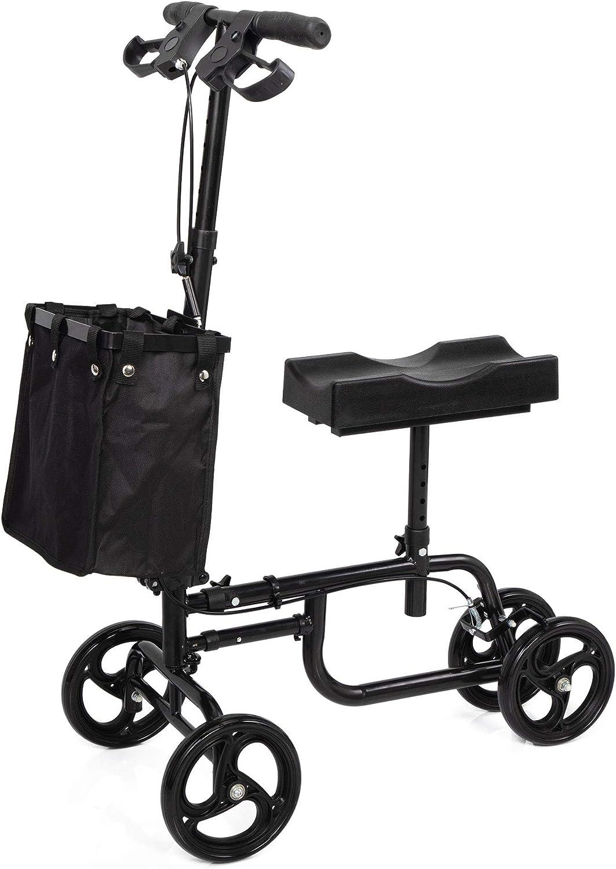 PENNYNANA Advanced Foldable Direct sale of manufacturer Knee shop Steerable Walker Scooter