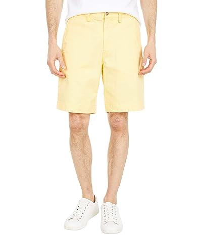 Polo Ralph Lauren Classic Fit Stretch Chino Short (Empire Yellow) Men