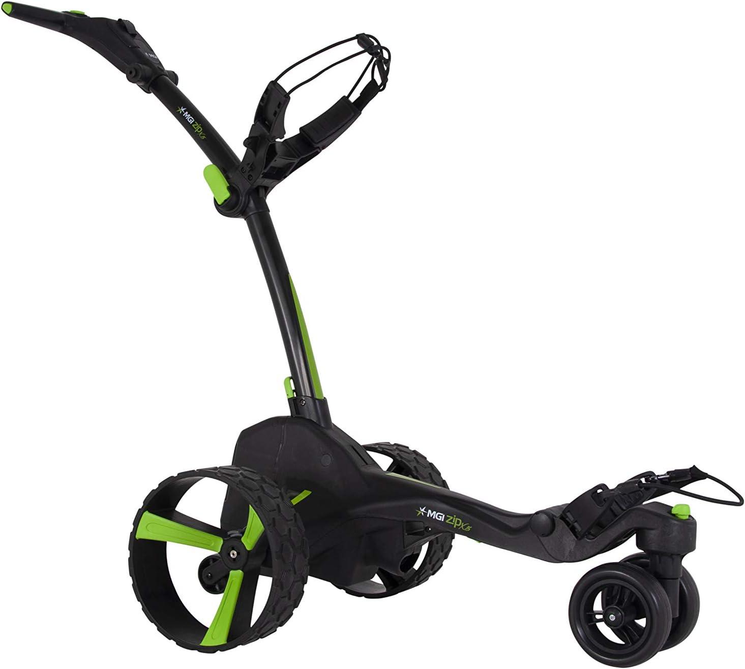 Best Technologically Advanced Cart: MGI Zip X5 Motorized Golf Cart