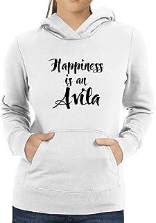 Eddany Happiness is a Avila Women Hoodie
