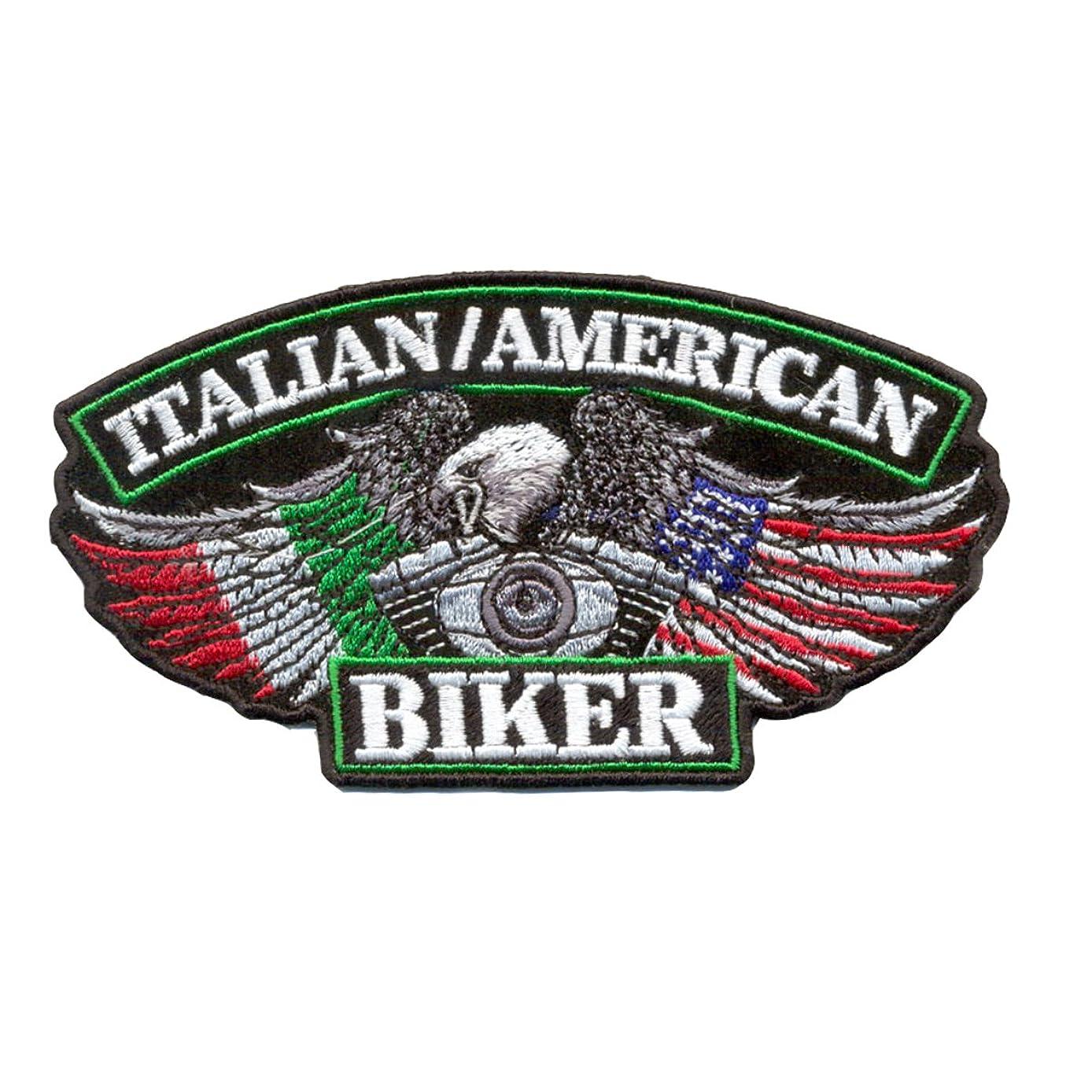 Hot Leathers Italian Biker Patch (5
