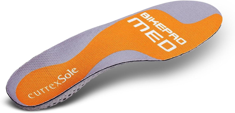 BikePro Insoles  Europe's Leading Insoles for Biking, Road Biking, Mountain Bike, Triathlon, by currexSole (Footdisc)