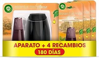 Air Wick Difusor de Aceites Esenciales Essential Mist + 4