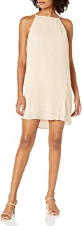 MINKPINK Women's Pleated Swing Mini Dress