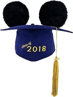 2018 Disney Parks Mickey Ears Mortar board Graduation Hat