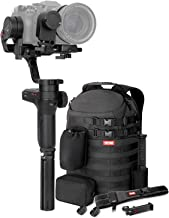 Zhiyun WEEBILL LAB 3-axis Handheld Gimbal Stabilizer for Sony A7S A7M3 A7R3 A7R2 A7S2 A6500 A6300 Panasonic GH5 GH5s Nikon Z6 Z7 (Master Package - Phone Holder,Follow Focus, Setup, Backpack Included)