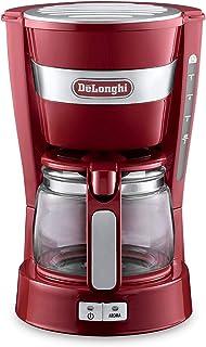 デロンギ (DeLonghi) ドリップコーヒーメーカー パッションレッド アクティブシリーズ レッド 5カップ ICM14011J-R