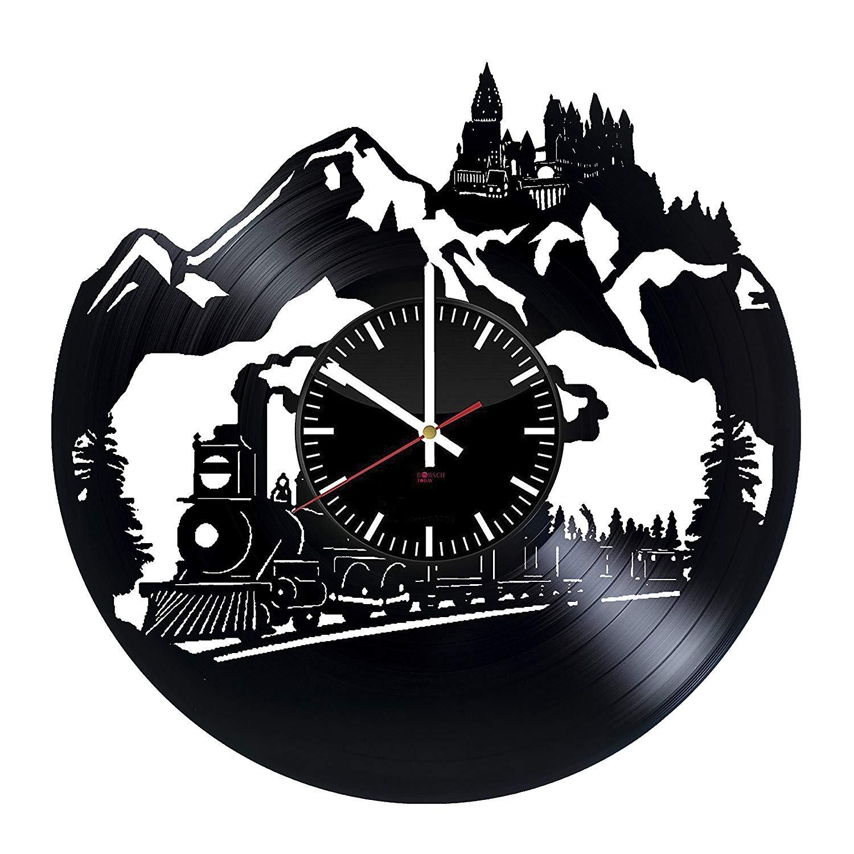 Train Express Max 56% OFF Vinyl Wall Clock Ex Art OFFicial site