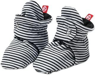 Unisex-Baby Newborn Candy Stripe Booties