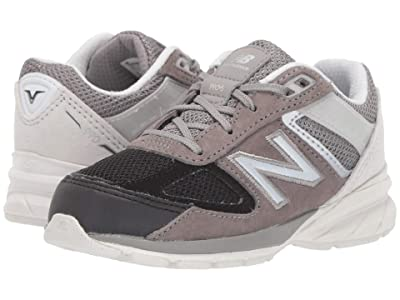 New Balance Kids 990v5 (Infant/Toddler) (Marblehead/Nimbus Cloud) Boys Shoes