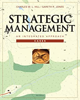 Bundle: Cases in Strategic Management: An Integrated Approach, 9th + Mike's Bikes Advanced Simulation Printed Access Card