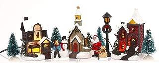 Best christmas scene village Reviews