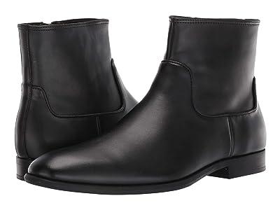 Calvin Klein Llewin (Black Dress Calf Leather) Men