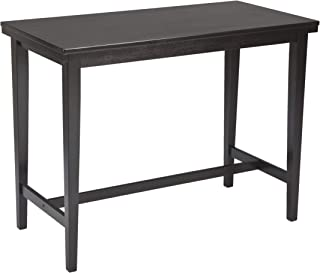 Prime Amazon Com Counter Height Tables Kitchen Dining Room Download Free Architecture Designs Rallybritishbridgeorg