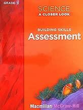 Science a Closer Look Building Skills Assessment,Grade 3